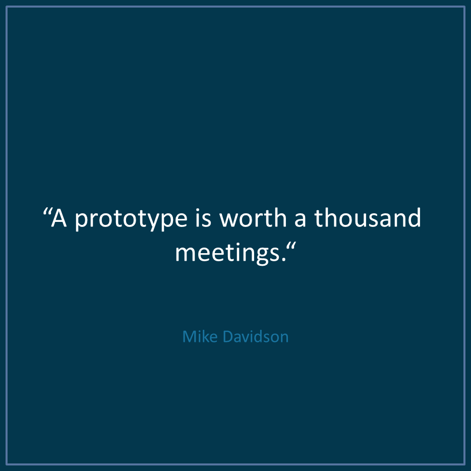 26 Feb Mike Davidson A Prototype Is Worth Thousand Meetings