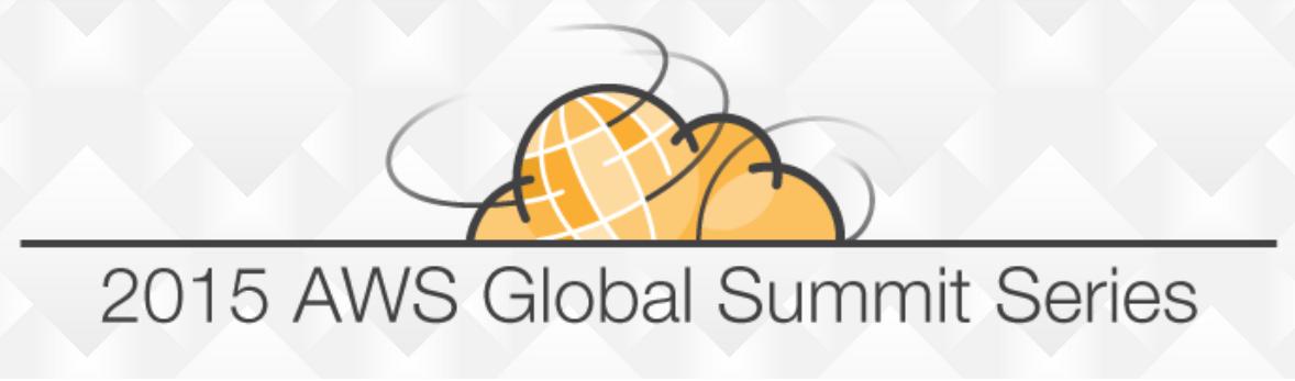 AWS Summit Berlin 2015