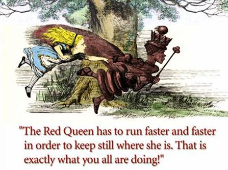 running-the-red-queen-race