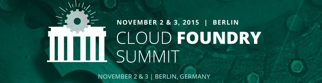 CloudFoundry-Summit-Berlin-2015