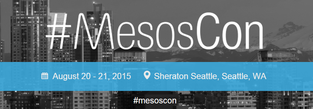MesosCon 2015