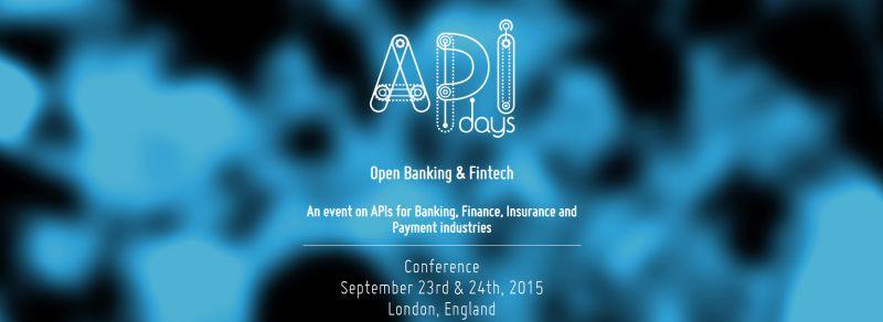 APIDays London 2015