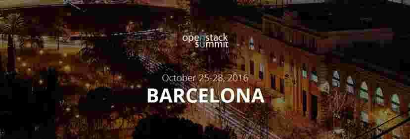 2016-10-25-openstack-summit-barcelona