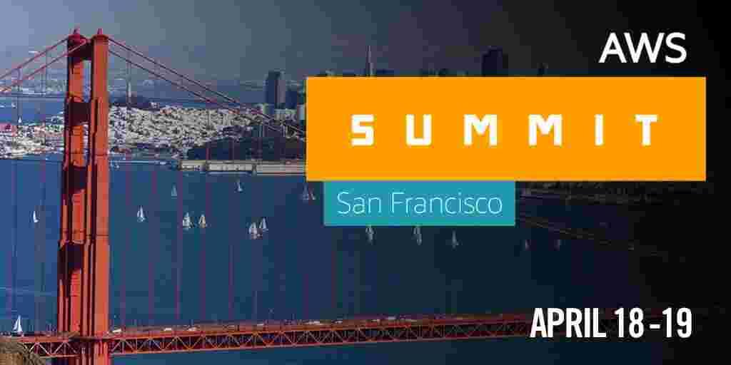 2017-04-18 - conference-aws-summit-2017-san-francisco