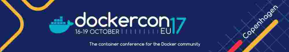 2017-10-17 DockerCon Europe - Copenhagen