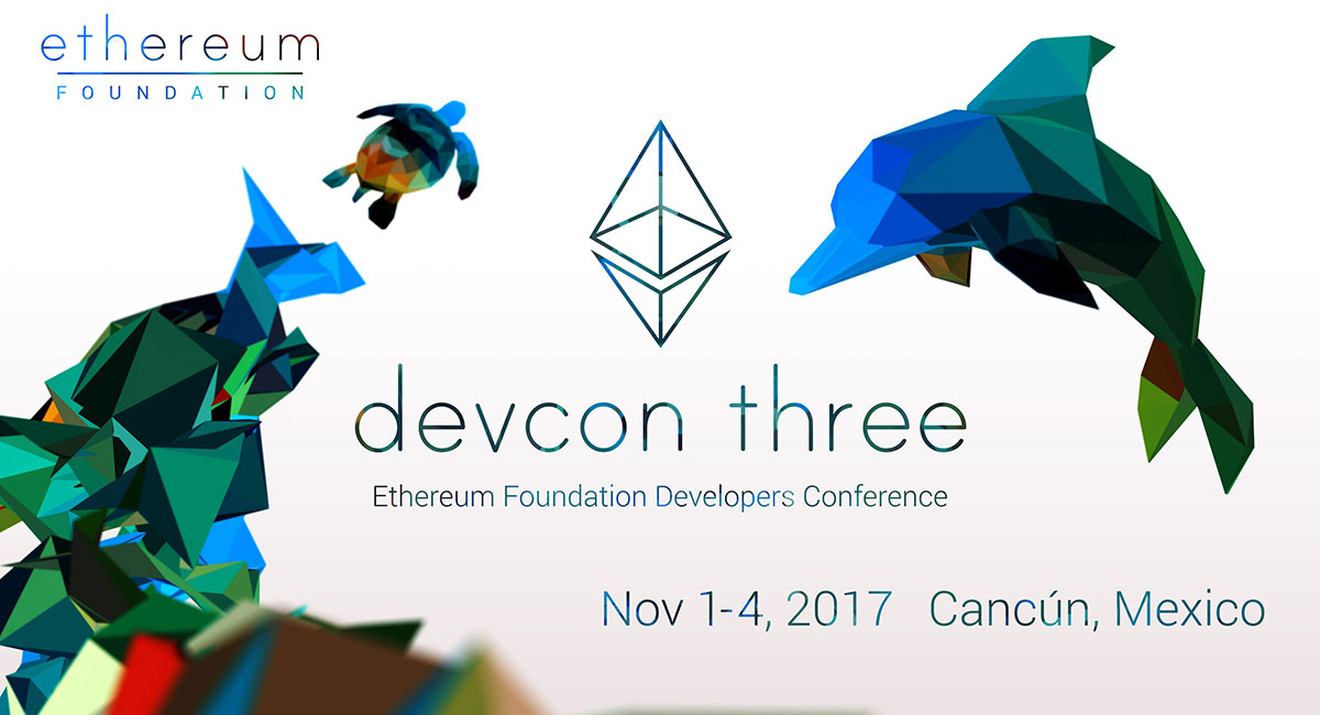 2017-11-01 - devcon3 2017 - Cancun - Mexico