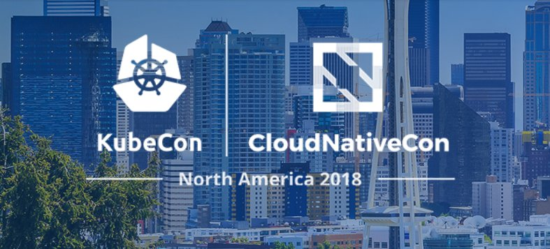 2018-12-11 - kubecon-cloudnativecon 2018 Seattle